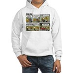 2L0037 - Aviation buff Hooded Sweatshirt