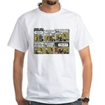 2L0037 - Aviation buff White T-Shirt