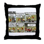 2L0037 - Aviation buff Throw Pillow