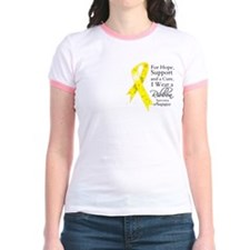 Sarcoma Ribbon T