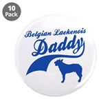 "Belgian Laekenois Daddy 3.5"" Button (10 pack)"