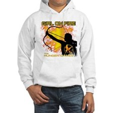Girl on Fire Hoodie