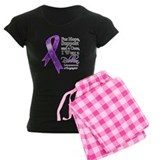 Leiomyosarcoma Ribbon Pajamas