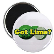 "Got Lime? 2.25"" Magnet (100 pack)"