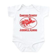 Gamecock Country Jacksonville, Alabama Infant Body
