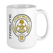 District 12 TRIBUTE Mug
