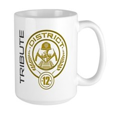 TRIBUTE - District 12 Mug