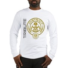 TRIBUTE - District 12 Long Sleeve T-Shirt