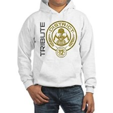 TRIBUTE - District 12 Hoodie