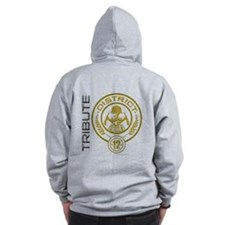 TRIBUTE - District 12 Zip Hoodie
