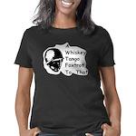 Park Ranger   Bigfoot Organic Women's T-Shirt