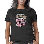 Park Ranger | Bigfoot Women's Cap Sleeve T-Shirt