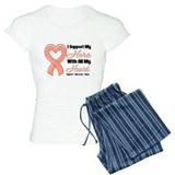 Endometrial Cancer Support Pajamas