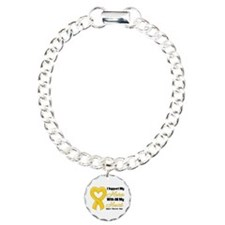 Childhood Cancer Support Bracelet
