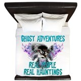 Ghost Adventures King Duvet