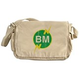 Vintage Best Man Dupree Messenger Bag