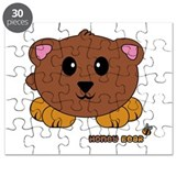 Honey Bear Pudgie Pet Puzzle