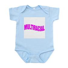 Multiracial Pride Infant Creeper