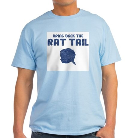 Rat Tail (Vintage Look) T-Shirt (Light Colors)