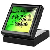 Ghost Adventures Keepsake Box