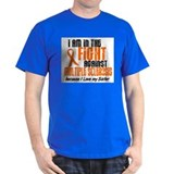 Cute Multiple sclerosis fight T-Shirt