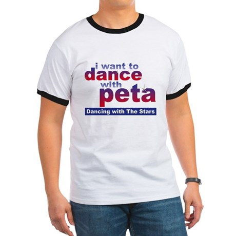 I Want to Dance with Peta Ringer T