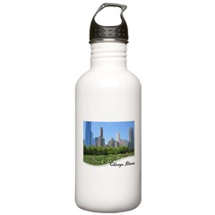 Chicago - Stainless Water Bottle 1.0L