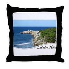 Labadee - Throw Pillow