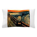 Scream 50th Pillow Case