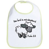 The Lord is my Shepherd Bib