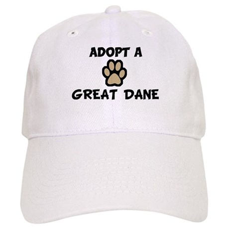 Adopt a GREAT DANE Cap