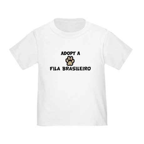 Adopt a FILA BRASILEIRO Toddler T-Shirt