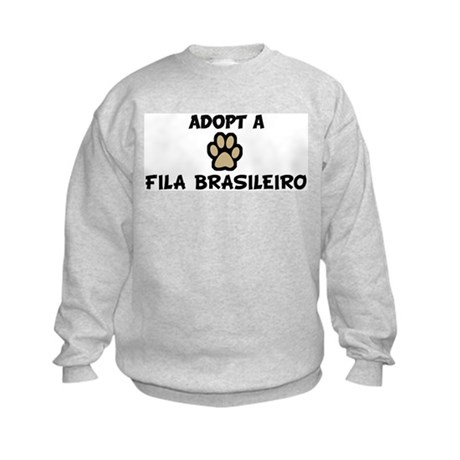 Adopt a FILA BRASILEIRO Kids Sweatshirt