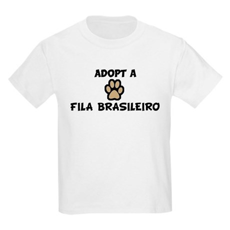 Adopt a FILA BRASILEIRO Kids T-Shirt