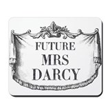 Future Mrs Darcy Mousepad