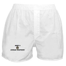 Adopt a GERMAN SHEPHERD Boxer Shorts
