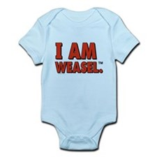 I am Weasel Infant Bodysuit