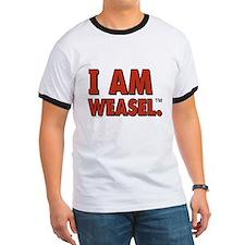 I am Weasel T