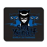 Save Yourself Mousepad