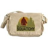 Dude, That Sounds Squatchy Messenger Bag