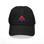 Web Savvy Masons Black Cap
