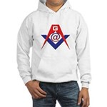 Web Savvy Masons Hooded Sweatshirt
