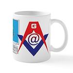 Web Savvy Masons Mug