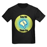 Say No Kids Dark T-Shirt