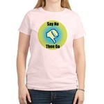 Say No Women's Light T-Shirt