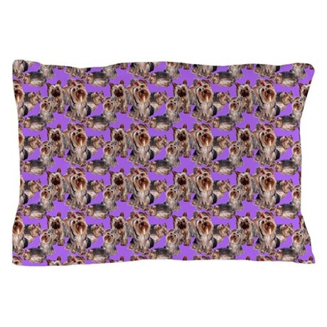 Yorkshire terrier Pillow Case