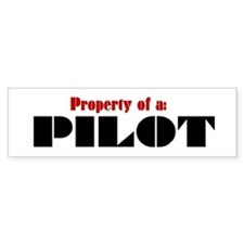 Property of a Pilot (Bumper)