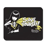 Super Strange Mousepad