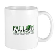 CCHS Fallon Greenwave Coffee Mug