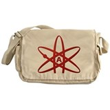 Unique Atheist Messenger Bag